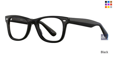 Black Parade Q Series 1722 Eyeglasses - Teenager