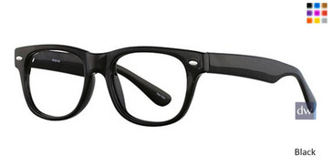 Black Parade Q Series 1723 Eyeglasses - Teenager