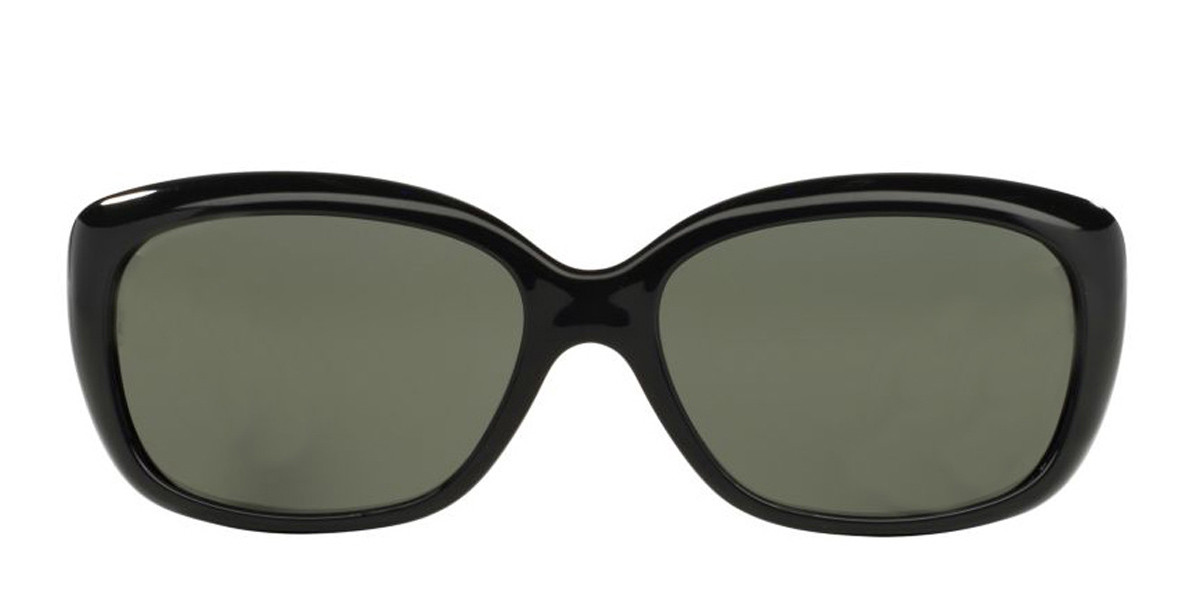 32f59b1367b ... Black 601 RayBan RB4101 Jackie Ohh Sunglasses ...