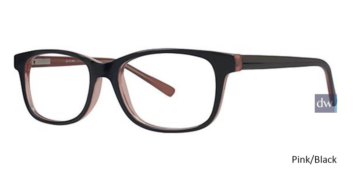 Pink/Black Parade Q Series 1730 Eyeglasses