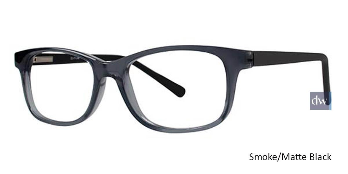 Smoke/Matte Black Parade Q Series 1730 Eyeglasses