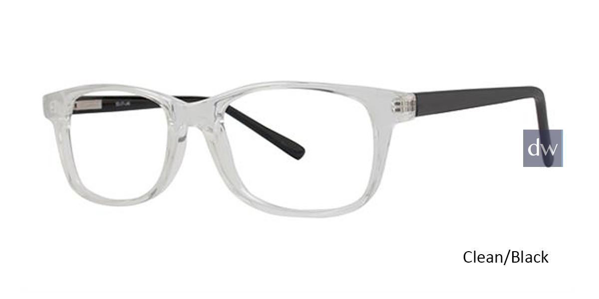 Clean/Black Parade Q Series 1730 Eyeglasses