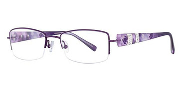 Purple Lilac Avalon 5027 Eyeglasses