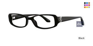 Black Avalon 5029 Eyeglasses