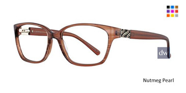 Nutmeg Pearl Avalon 5032   Eyeglasses