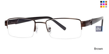 Brown Parade Plus 2021 Eyeglasses