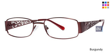 Burgundy Parade Plus 2028 Eyeglasses