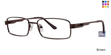 Brown Parade Plus 2030 Eyeglasses