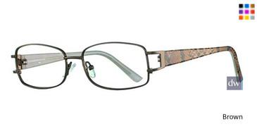 Brown Parade Plus 2035 Eyeglasses