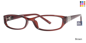 Brown Parade Plus 2101 Eyeglasses