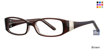 Brown Parade Plus 2108 Eyeglasses