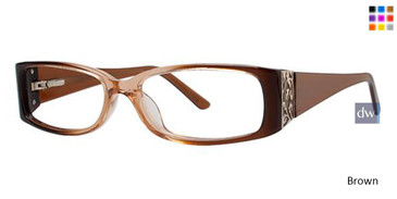 Brown Parade Plus 2113 Eyeglasses