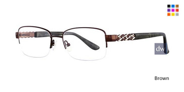Brown Avalon 5035 Eyeglasses