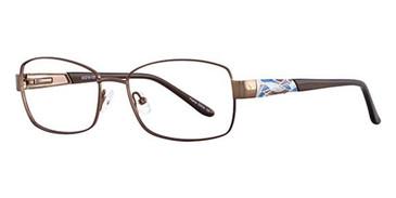 Bronze Avalon 5036 Eyeglasses