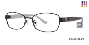 Black Leopard Avalon 5037 Eyeglasses