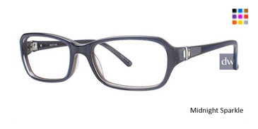 Midnight Sparkle Avalon 5038 Eyeglasses