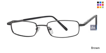 Brown Parade 1539 Eyeglasses