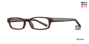 Brown Parade 1564 Eyeglasses