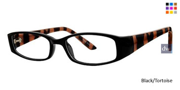 Black/Tortoise Parade 1567 Eyeglasses - Teenager