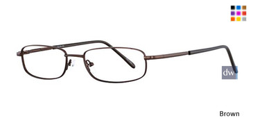 Brown Parade 1582 Eyeglasses