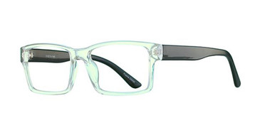 Crystal Black Parade 1587 Eyeglasses.