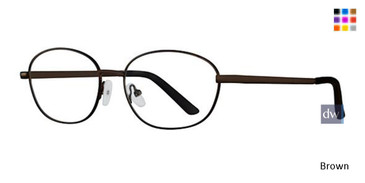 Brown Parade 1589 Eyeglasses