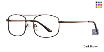 Dark Brown Parade 1591 Eyeglasses