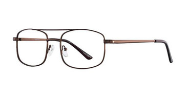 Dark Brown Parade 1591 Eyeglasses.