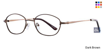 Dark Brown Parade 1592 Eyeglasses