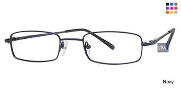 Navy Parade 1605 Eyeglasses - Teenager