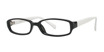 Black/White Parade 1702 Eyeglasses.