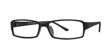 Black/Brown Parade 1707 Eyeglasses.