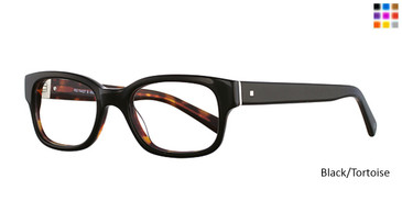 Black/Tortoise Romeo Gigli 74427 Eyeglasses - Teenager
