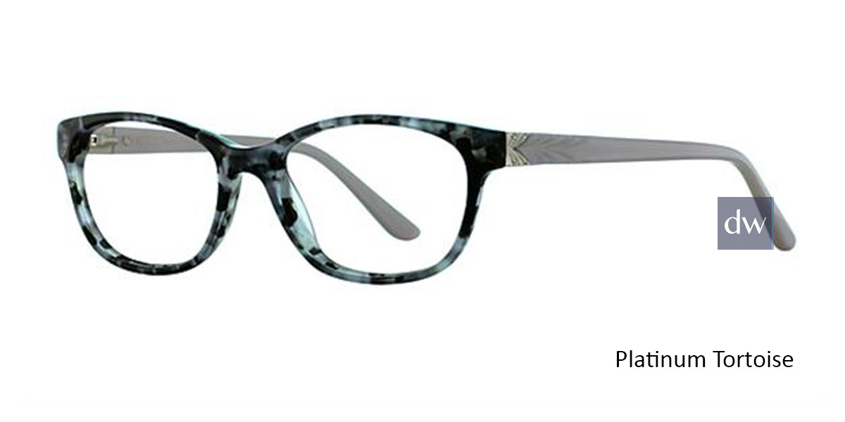 Platinum Tortoise Avalon 5046 Eyeglasses