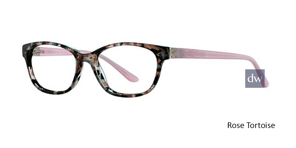 Rose Tortoise Avalon 5046 Eyeglasses