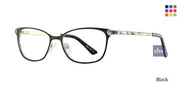 Black Avalon 5049  Eyeglasses