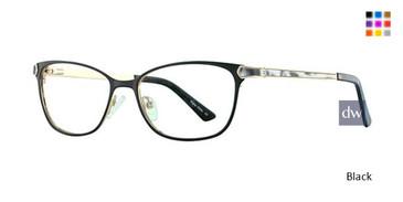 Black Avalon 5049  Eyeglasses