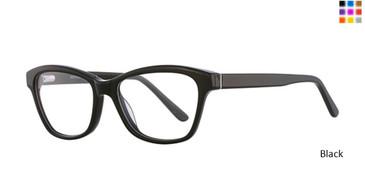 Black Romeo Gigli RG77008 Eyeglasses.