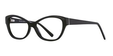 Black Romeo Gigli RG77010 Eyeglasses.