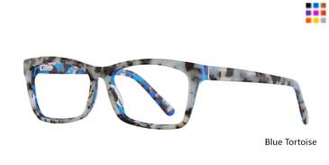 Blue/Tortoise Romeo Gigli RG77013 Eyeglasses.