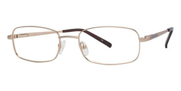 Gold Avalon 5102 Eyeglasses