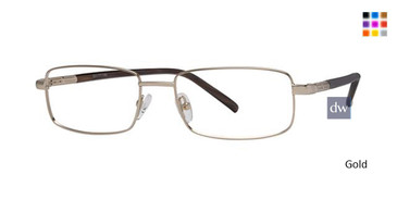 Gold Avalon 5103   Eyeglasses.