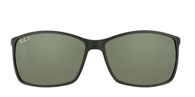 Black Green Classic 601S9A RayBan RB4179 Polarized Sunglasses