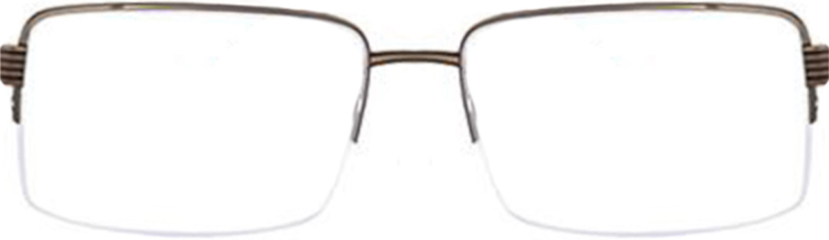 Brown Avalon 5108  Eyeglasses