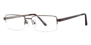 Brown Avalon 5108 Eyeglasses