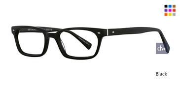 Black Deja Vu 9007 Eyeglasses