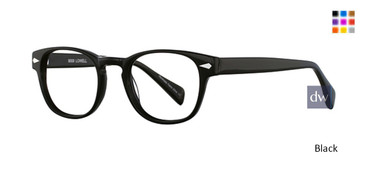 Black Deja Vu 9009 Eyeglasses - Teenager