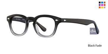 Black Fade Deja Vu 9011 Eyeglasses