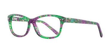 Green Multi Romeo Gigli 77014 Eyeglasses