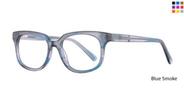 Blue Smoke Romeo Gigli 77015 Eyeglasses